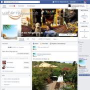 Die passenden Facebookseite zu Hängematten Aktuell ca.5000 Fans